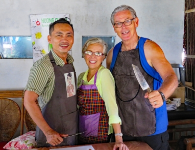Cooking School in Hoi An, Vietnam