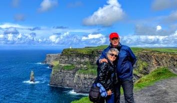 Cliffs of Moher, near Galway, Ireland