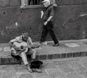 Street Musician, San Miguel de Allende