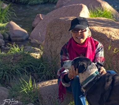 Payson, Arizona Pet Sitting for Patron