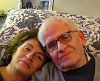 Our new life-long friends, Ivana Fusco and Angelo Giordano